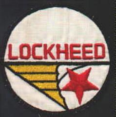 Lockheed Patch