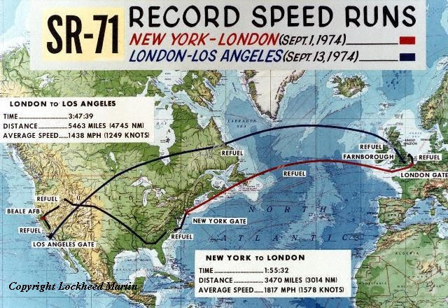 brand new 9bf8a ebca6 Record Setting Route Map for both flights